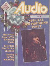Audio Magazine Dec 1973Kenwood KR-6340,ESS AMT-1,Teac 450