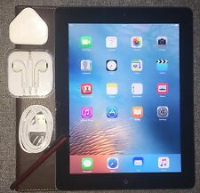 EXCELLENT Apple iPad 2 32GB, Wi-Fi, 9.7in - Black + EXTRAS