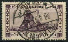 Saar 1926-32 SG#117, 1f Colliery Shafthead Used #D14754