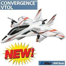 E-Flite EFL11050 Convergence™ VTOL BNF Basic 650mm Multirotor Sport Plane
