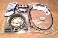 Honda CRF450R 2009–2012 Tusk Clutch, Springs, Cover Gasket, & Cable Kit