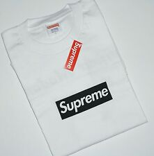 Supreme Box Logo Paris Opening Large T SHIRT Black Bogo Rare NEW WITH TAG