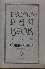 Doomsday Book by Connie Willis-Uncorrected Proof-True First Edition-1992