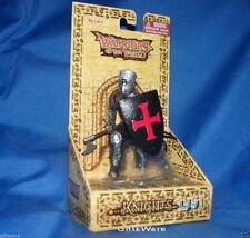 BBI 1:18 Warriors of the World Series: Templar Knight on Foot (21588) (NIB)