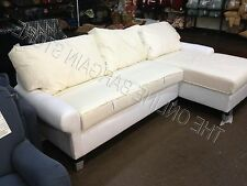 Pottery Barn PB Basic Modular Sofa Couch Sectional NO SLIPCOVER