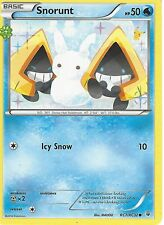 POKEMON GENERATION RADIANT COLLECTION - SNORUNT RC7/RC32