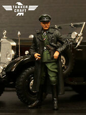 Tanker Craft 1/24 WWII German SS Officer resin figure