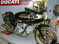 Ducati bevel twins 900 SS gold black kit decals complete bike