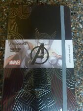 "Marvel Mighty Thor Moleskin Notebook Limited  5 X 8.25"" Hardcover Sealed Avenger"