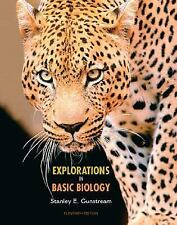 Explorations In Basic Biology 11th