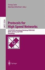 Lecture Notes in Computer Science: Protocols for High Speed Networks : 7th...