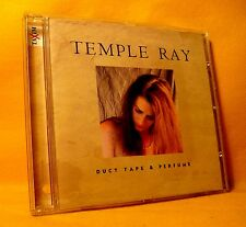 CD Temple Ray Duct Tape & Perfume 11TR 2006 Roots Pop Rock MEGA RARE !