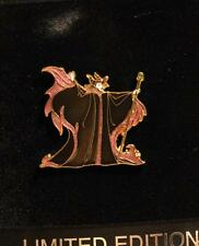 Disney Pin Trading 2008 Villain Series Maleficent Sleeping Beauty LE 500 MOC