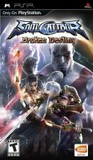 Soulcalibur: Broken Destiny  PSP Game Only