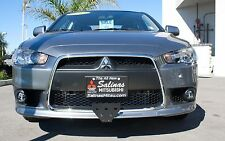 2012-2014 Mitsubishi Lancer Evolution STO N SHO  Front License Plate Mount SNS12