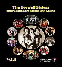 Boswell Sisters Songs CD Compilation Album of Modern Jazz Artists Spit Curl 2014