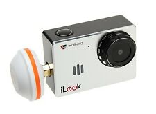 Walkera iLook FPV HD 720P Camera DVR w/ 5.8Ghz Wireless Transmitter free ship