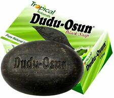 2x Schwarze Seife - Dudu Osun - Tropical Black Soap (2x 150g)