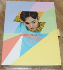 EXO CHEN'S HAPPY LOTTO BOX SMTOWN COEX Artium GOODS CHEN PHOTOCARD NEW
