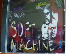 Soft Machine Live 1970 CD NEW SEALED Robert Wyatt/Hugh Hopper/Elton Dean