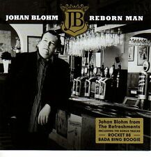 CD Johan Blohm – Reborn Man – The Refreshments, 2013, NEU