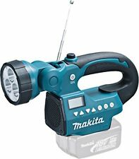 Makita Li-ion Batteries Body Part Site Radio Large Speaker Power Light LED Torch