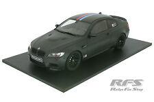 BMW M3 DTM - Champion Edition - matt schwarz - Baujahr 2012 - 1:18 GT 029