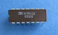 H113D1 Quad-High to Low-Level-Converter   SGS-ATES