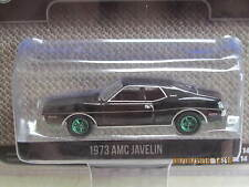 GREENLIGHT BLACK BANDIT GREEN MACHINE 1973 AMC JAVELIN SERIES 14 low number 26