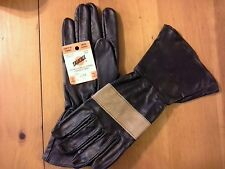 NOS TASKALL LEATHER GLOVES, OLYMPIC BRAND CANADA'S FINEST SIZE L, FREESHIPUS/CAN