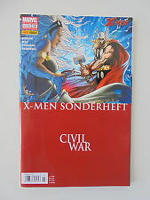 X - MEN SONDERHEFT - Nr. 15 - Civil War. Panini Comics / Z. 1