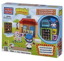 Mega Bloks 80623 Moshi Monsters Bizarre Bazaar Bushy Fandango Basar Markt