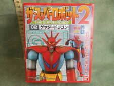 GETTER DRAGON ROBO  PLASTIC MODEL BANDAI 1998  ROBOT NUOVO