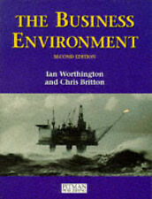 The Business Environment Ian Worthington, Chris Britton Excellent Book