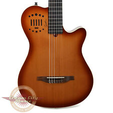 Brand New Godin Multiac Grand Concert Duet Ambiance Nylon B Stock Acoustic/Elec