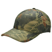 Camouflage Army Camo Hat Baseball Caps Cotton Sun Hats Adjustable cadet/military