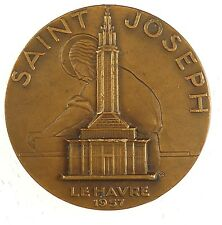 1957 CHURCH OF ST JOSEPH - LE HAVRE By Delannoy