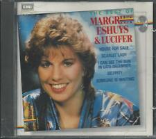 MARGRIET ESHUYS & LUCIFER - The Best of CD Album 12TR (EMI) 1983 WEST GERMANY