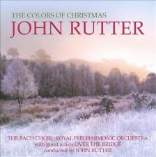 RUTTER,JOHN-THE COLORS OF CHRIST CD NEW