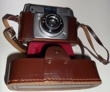 Ilford Sportsman Camera Dacora Dignar 45mm Lens with Leather Case
