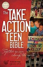 Take Action Teen Bible, NKJV-ExLibrary