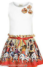 NEU JoTTuM SOISY Sommerkleid Kleid 110 116 4-6Y dress robe S15 multicolor UVP99€