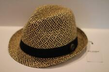 NEW! BEN SHERMAN MEN'S FEDORA HAT SIZE LARGE L/XL NWT MSR $50 SHIPS FREE TO U.S.