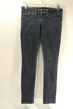 """Guess """"Daredevil"""" Womens Skinny Leg Jeans In EUC (But W/ Small Rip) Size 26"""