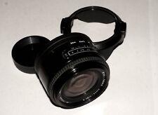 AF Sigma Super-wide II 24 mm 2.8 Sony Alpha Minolta Maxxum wide angle lens