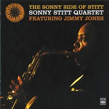 Sonny Stitt Quartet: THE SONNY SIDE OF STITT (4 LPS ON 2 CDS) FEAT. JIMMY JONES