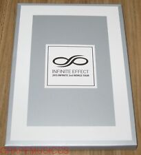 INFINITE EFFECT 2015 2ND WORLD TOUR OFFICIAL GOODS PAPER FRAME PHOTO NEW