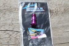 Speed Metal Racing rear derailleur breakaway bolt Purple Deore XT 1994