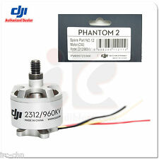DJI Phantom 2 Part 12 CW Clockwise 2312 960KV Motor - DJI RC Camera Quadcopter