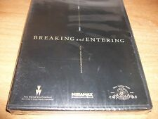 Breaking and Entering For Your Consideration (DVD, 2006) Jude Law NEW